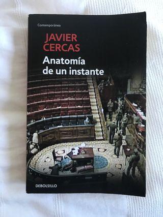 """Libro """"Anatomía de un instante"""""""