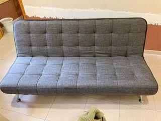 Sofá cama 120 cm