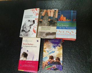pack literatura nueva