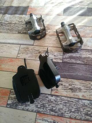 pedales .soporte gps