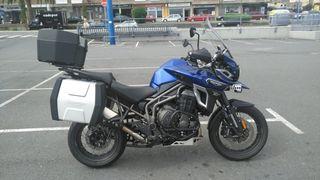 Moto Triumph Tiger Explorer 1200xcx