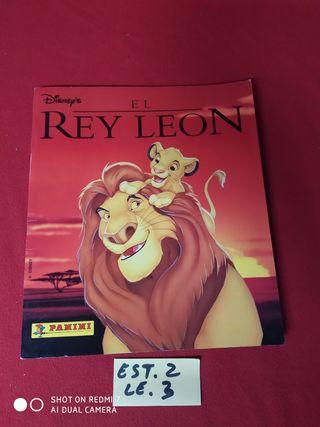 ÁLBUM EL REY LEON
