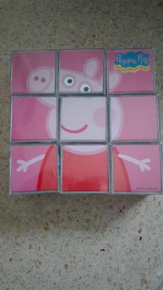 Puzzles Pepa Pig