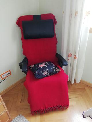 Sillón eléctrico de masaje