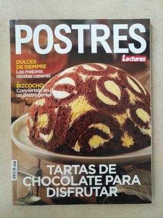 REVISTA DE POSTRES