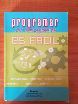 Libro de programación por competencias