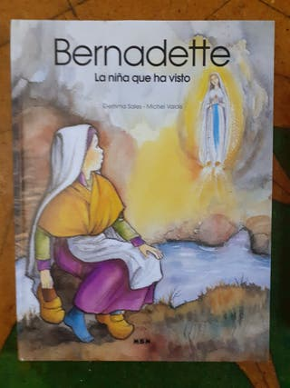 Libro Bernadette