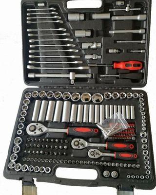 Maletín de herramientas 216 piezas