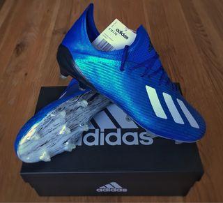Botas Adidas X19.1 FG talla: 43 1/3 nuevas
