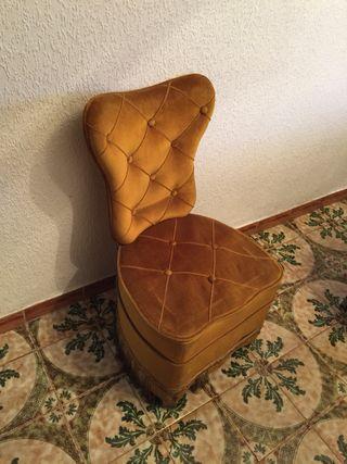 Mini sillón