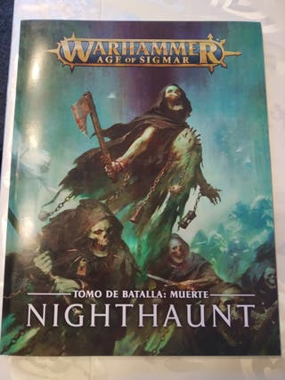 Nighthaunt. Tomo de batalla: Muerte