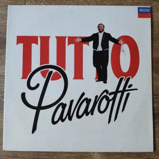 Luciano Pavarotti Tutto Pavarotti