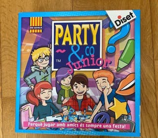 Juego de mesa Party Junior en català