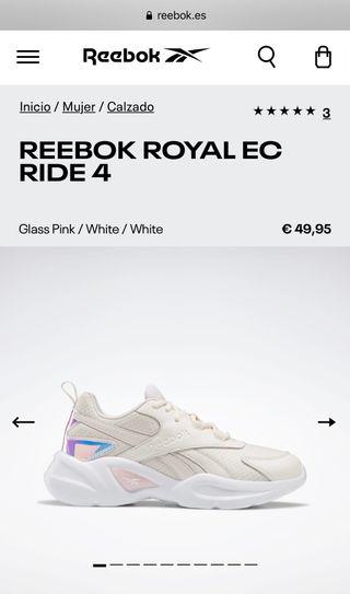Zapatillas casual Reebok