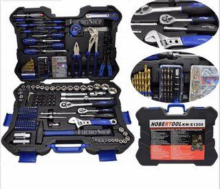 Maletín de herramientas 303 piezas
