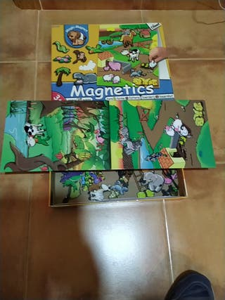 Juego, Magnetics