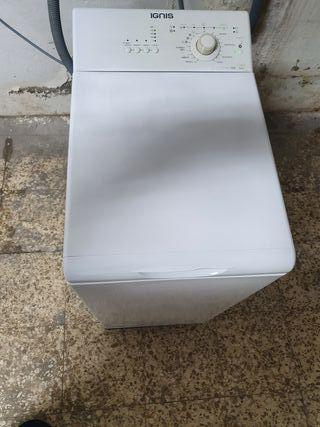 lavadora de carga superior de 5k doble clase aa