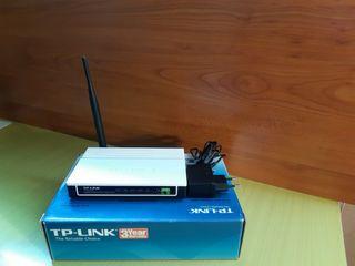 ruter adsl TP-LINK.