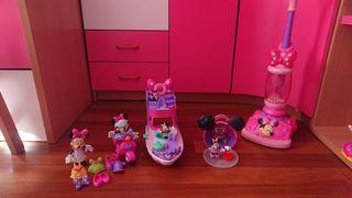 Lote de Minnie Mouse