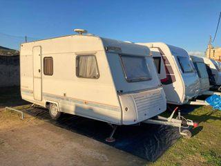 Caravana de ocasion GRUAU ESPACE 420 CE