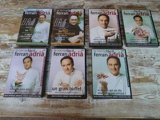 Varios Dvds / Cocina / Ferran Adrián
