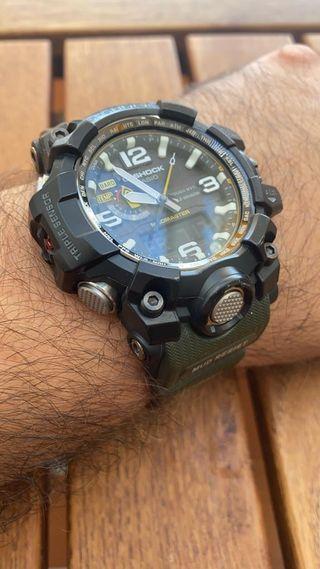 Reloj Casio Mudmaster GWG 1000 1A3ER
