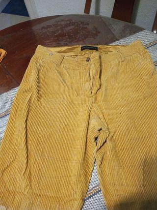 pantalón pana purificación garcia