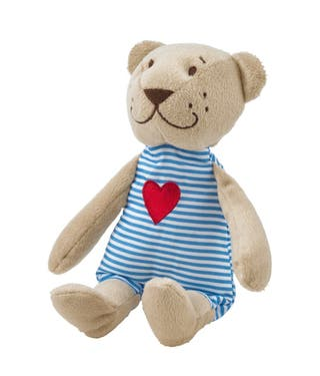 Peluche Oso Corazón de 21 cm., de Ikea.
