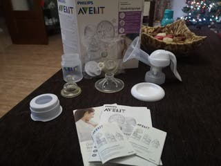 sacaleches philips avent nuevo