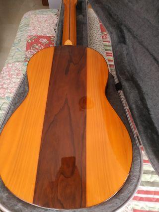 Guitarra flamenca luthier