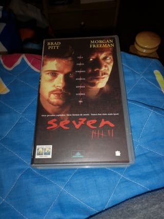 Película Vhs Seven