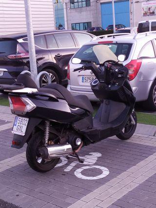 daelim s2 125 cc