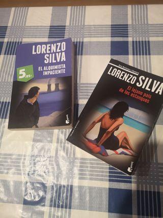 Libros Lorenzo Silva