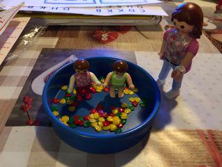 Piscina bola Playmobil