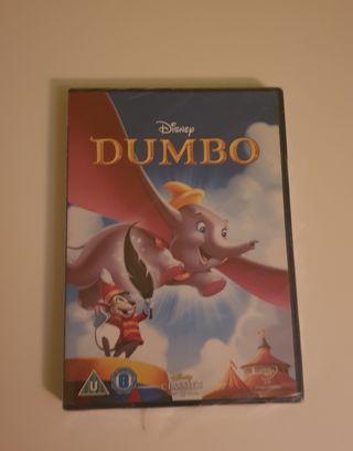 película Disney Dumbo