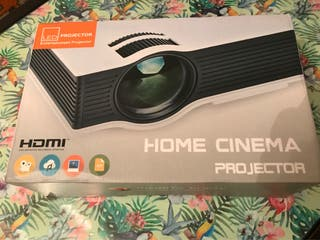 HOME CINEMA PROYECTOR.