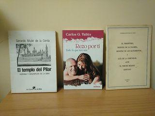 3 libros religiosos