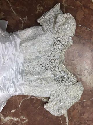 Traje de novia Pronovias talla 44
