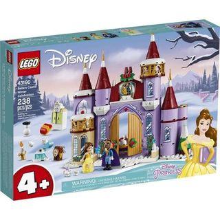 Fiesta de invierno LEGO Disney Princess 43180 en