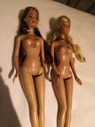 Barbies la Princesa y la Costurera