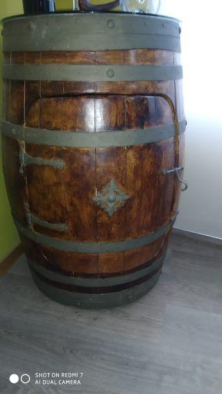 Barrica botellero