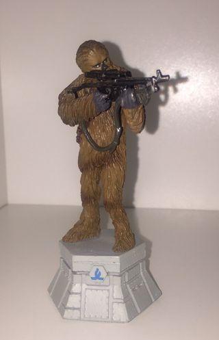 Figura Chewbacca Star Wars Plomo