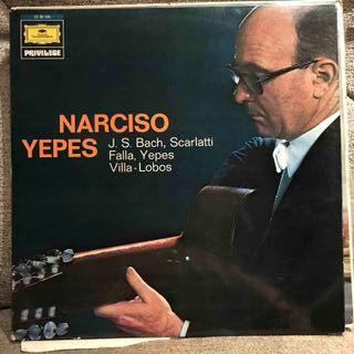 Narciso Yepes - LP