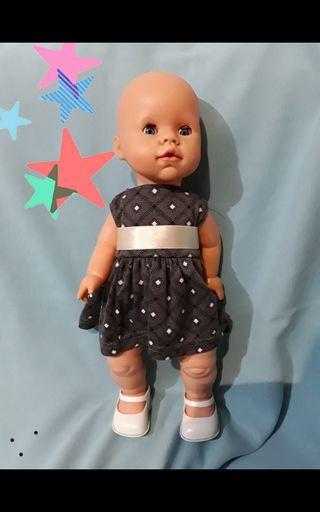 muñeca antigua andadora FAMOSA