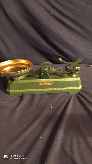 Bascula de juguete antigua año 1960 Molto