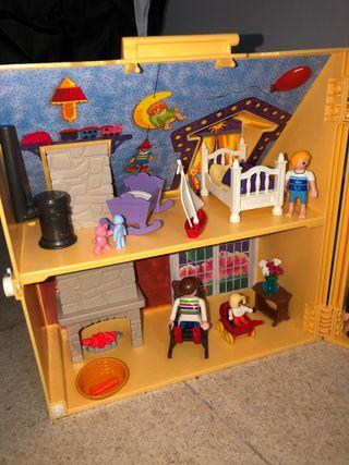 Casa antigua de playmobil