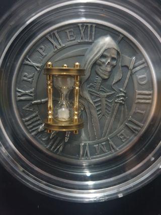 CARPE DIEM Grim Reaper Reloj Arena 2 Oz