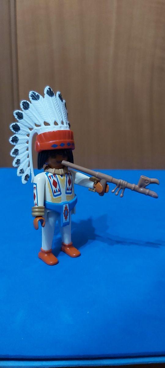 Playmobil Jefe Indio Oeste