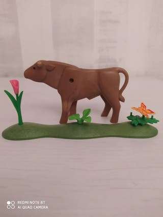 Vegetación para Belén Playmobil