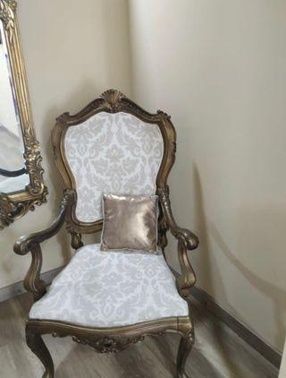 Sillon Vintage restaurado